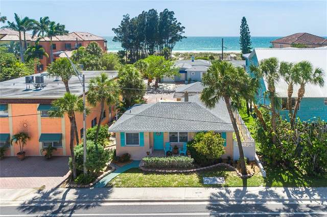 3516 Gulf Boulevard, St Pete Beach, FL 33706 (MLS #U8122750) :: Visionary Properties Inc