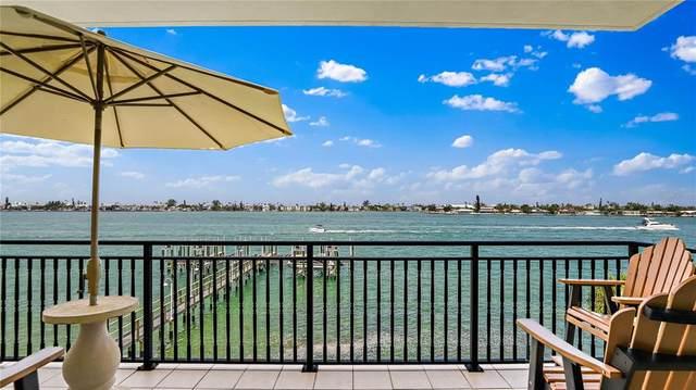 312 8TH Avenue N #201, Tierra Verde, FL 33715 (MLS #U8122767) :: Everlane Realty