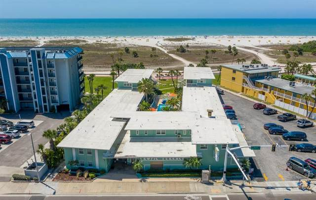 11730 Gulf Boulevard #21, Treasure Island, FL 33706 (MLS #U8122787) :: Kelli and Audrey at RE/MAX Tropical Sands