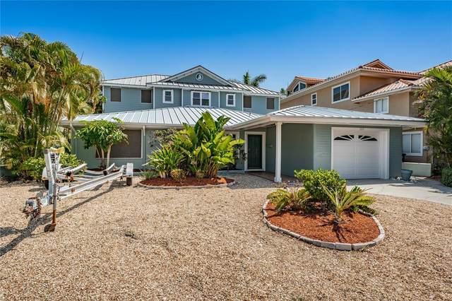222 Bayside Drive, Clearwater, FL 33767 (MLS #U8122811) :: RE/MAX Premier Properties