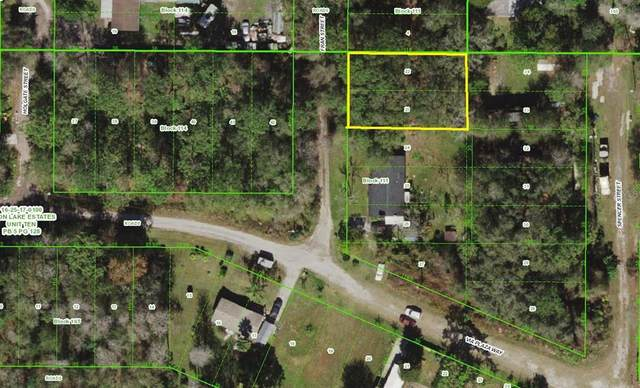 0 Fran Street, New Port Richey, FL 34654 (MLS #U8122830) :: The Lersch Group