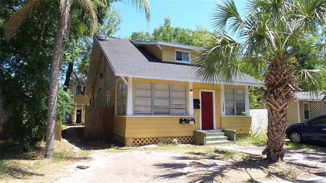 1029 12TH Avenue S, St Petersburg, FL 33705 (MLS #U8122846) :: The Hustle and Heart Group