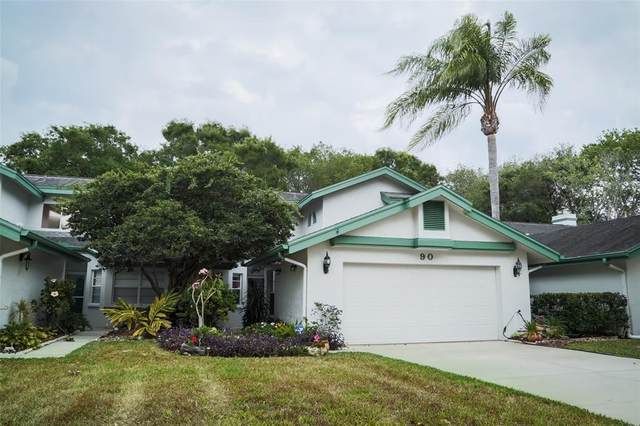 90 Woodridge Circle, Oldsmar, FL 34677 (MLS #U8122889) :: Zarghami Group