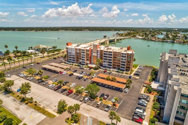 500 Treasure Island Causeway #303, Treasure Island, FL 33706 (MLS #U8122906) :: Visionary Properties Inc
