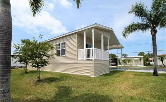 88 Yawl Lane #88, Palm Harbor, FL 34683 (MLS #U8122952) :: Griffin Group