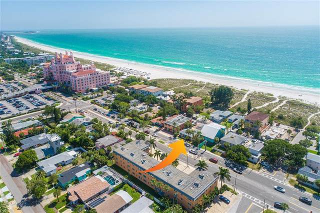 3516 Gulf Boulevard, St Pete Beach, FL 33706 (MLS #U8122961) :: Visionary Properties Inc