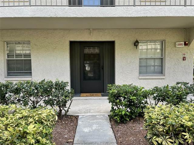 8799 Bardmoor Boulevard #106, Seminole, FL 33777 (MLS #U8122971) :: Griffin Group
