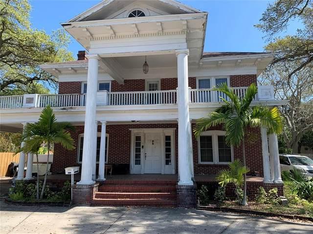 3245 Park Street N, St Petersburg, FL 33710 (MLS #U8123033) :: Visionary Properties Inc