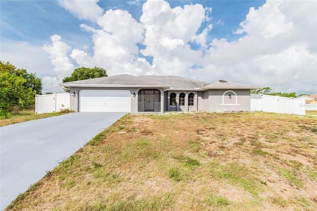 2411 Lake View Boulevard, Port Charlotte, FL 33948 (MLS #U8123142) :: MVP Realty