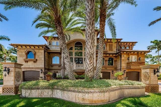 1403 Circle Drive, Tarpon Springs, FL 34689 (MLS #U8123166) :: Carmena and Associates Realty Group