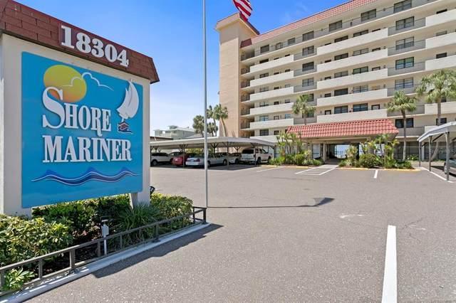 18304 Gulf Boulevard #412, Redington Shores, FL 33708 (MLS #U8123200) :: Charles Rutenberg Realty