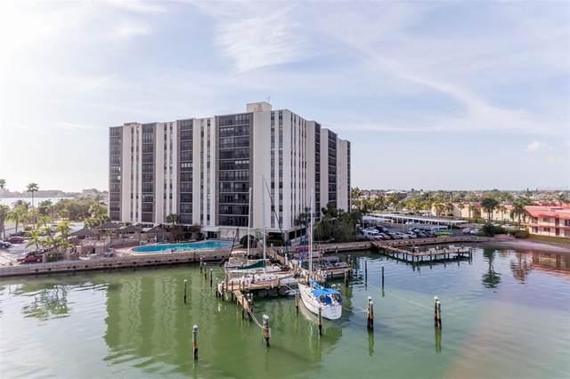 10355 Paradise Boulevard #215, Treasure Island, FL 33706 (MLS #U8123234) :: Team Borham at Keller Williams Realty