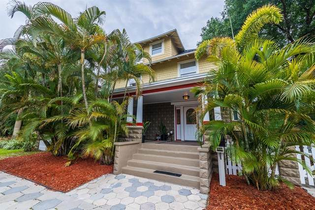 318 8TH Avenue N, St Petersburg, FL 33701 (MLS #U8123294) :: Coldwell Banker Vanguard Realty