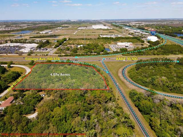 S Of College Avenue On 33Rd Street SE, Ruskin, FL 33570 (MLS #U8123297) :: The Robertson Real Estate Group