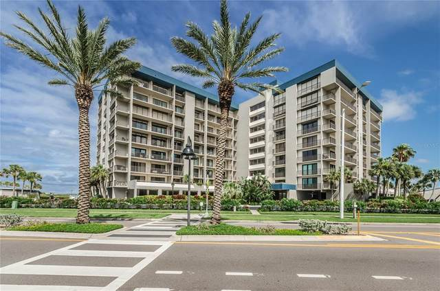1501 Gulf Boulevard #606, Clearwater Beach, FL 33767 (MLS #U8123309) :: Coldwell Banker Vanguard Realty