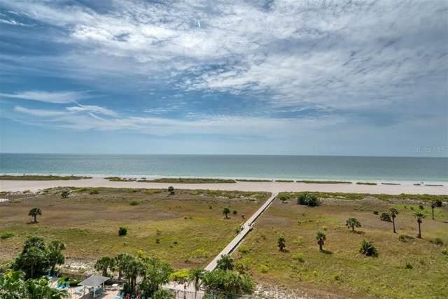 1230 Gulf Boulevard #1007, Clearwater, FL 33767 (MLS #U8123310) :: The Nathan Bangs Group