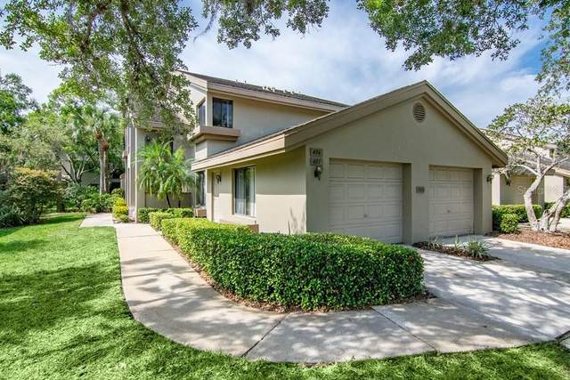 3016 Landmark Boulevard #406, Palm Harbor, FL 34684 (MLS #U8123331) :: Delgado Home Team at Keller Williams