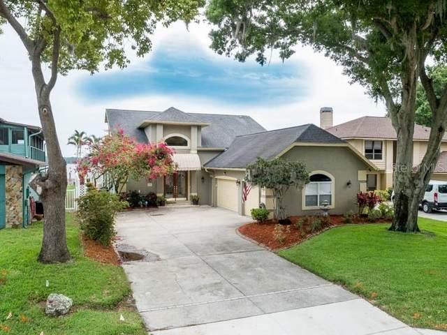 137 Lake Shore Drive N, Palm Harbor, FL 34684 (MLS #U8123381) :: Keller Williams Realty Select