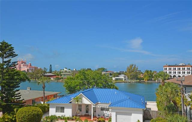 3931 Belle Vista Drive, St Pete Beach, FL 33706 (MLS #U8123395) :: Team Borham at Keller Williams Realty