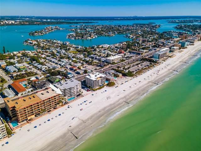 14700 Gulf Boulevard #205, Madeira Beach, FL 33708 (MLS #U8123411) :: Positive Edge Real Estate
