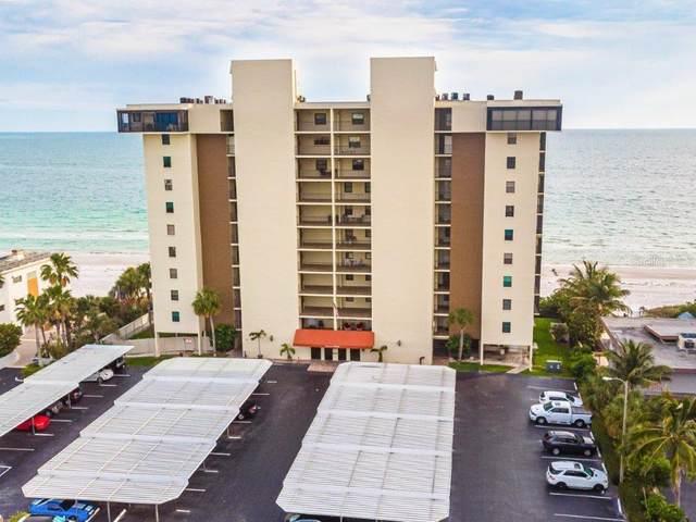 15400 Gulf Boulevard #903, Madeira Beach, FL 33708 (MLS #U8123448) :: Team Borham at Keller Williams Realty