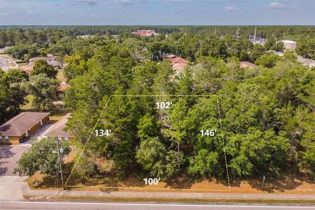10306 Northcliffe Boulevard, Spring Hill, FL 34608 (MLS #U8123455) :: Armel Real Estate