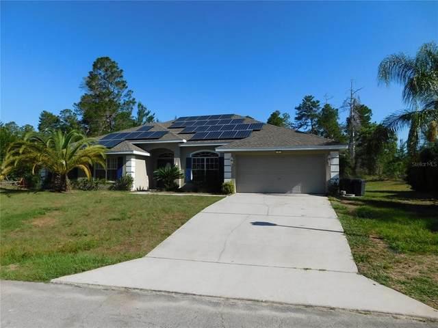 7 Geranium Court E, Homosassa, FL 34446 (MLS #U8123476) :: Your Florida House Team