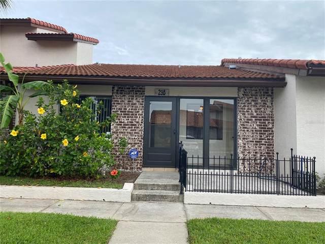 7360 Ulmerton Road 29B, Largo, FL 33771 (MLS #U8123493) :: Team Borham at Keller Williams Realty