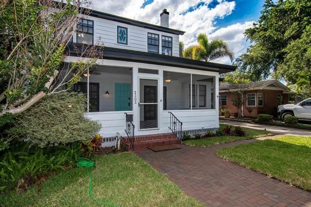2302 12TH Street N, St Petersburg, FL 33704 (MLS #U8123496) :: Realty Executives in The Villages