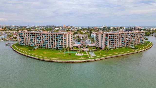 1 Key Capri 301W, Treasure Island, FL 33706 (MLS #U8123507) :: Team Pepka