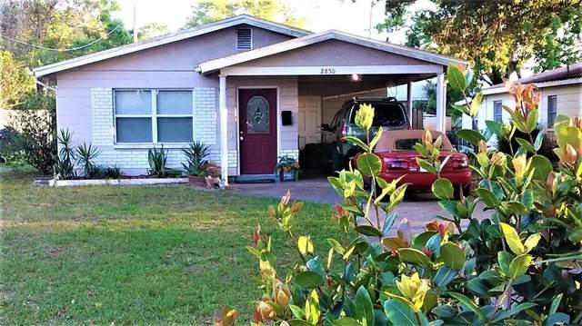 2850 24TH Avenue N, St Petersburg, FL 33713 (MLS #U8123572) :: Armel Real Estate