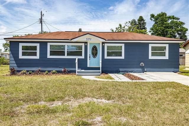 5271 43RD Avenue N, St Petersburg, FL 33709 (MLS #U8123578) :: Team Borham at Keller Williams Realty