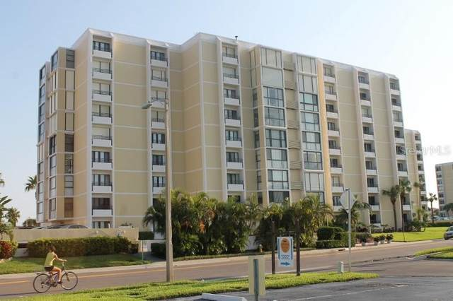 830 S Gulfview Boulevard #406, Clearwater, FL 33767 (MLS #U8123591) :: Team Pepka