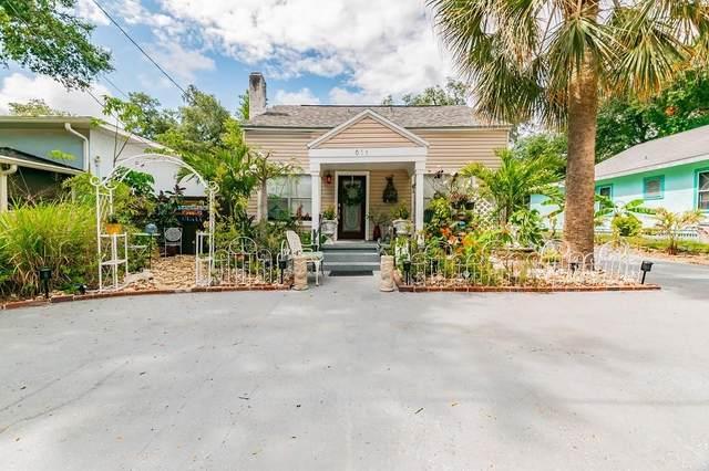 611 E Spruce Street, Tarpon Springs, FL 34689 (MLS #U8123615) :: Everlane Realty