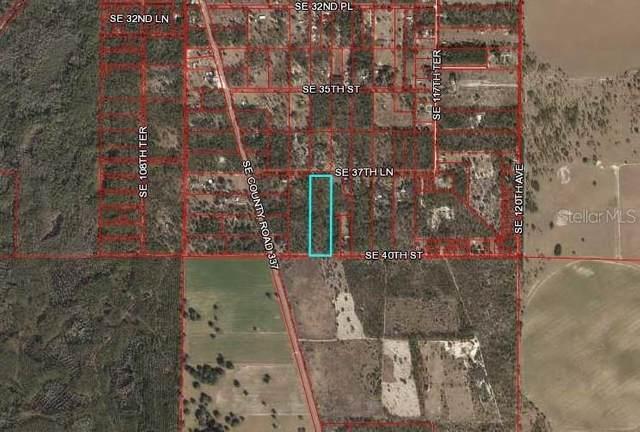 0 SE 37 Lane, Morriston, FL 32668 (MLS #U8123619) :: The Kardosh Team