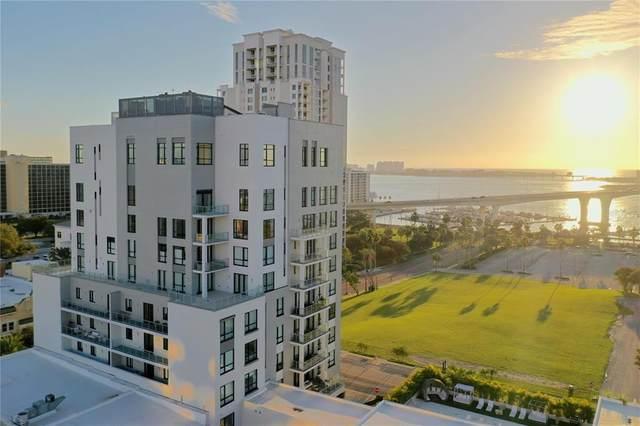 5 N Osceola Avenue #402, Clearwater, FL 33755 (MLS #U8123707) :: Premium Properties Real Estate Services