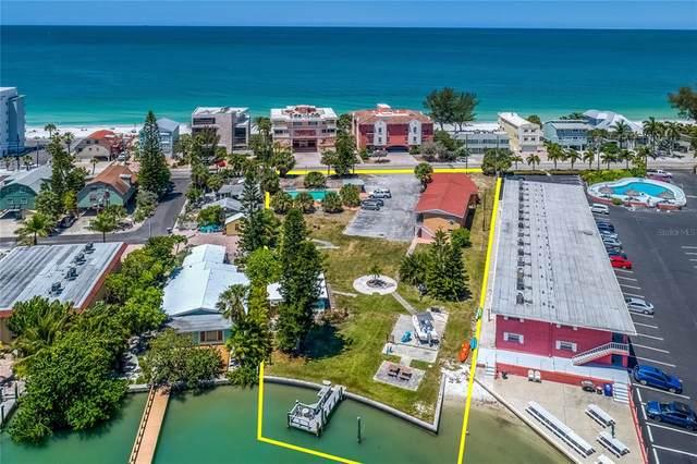 8541 W Gulf Boulevard, Treasure Island, FL 33706 (MLS #U8123721) :: Lockhart & Walseth Team, Realtors