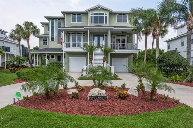 933 Point Seaside Drive, Crystal Beach, FL 34681 (MLS #U8123731) :: Vacasa Real Estate