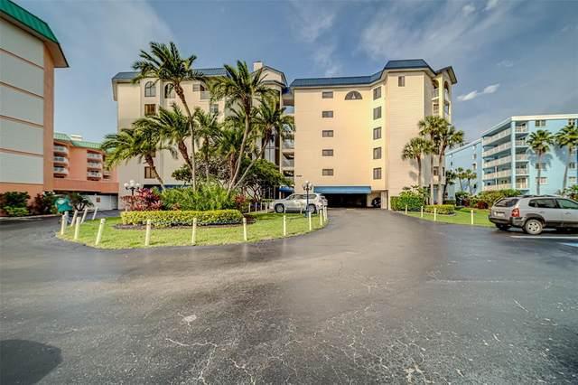 18450 Gulf Boulevard #103, Indian Shores, FL 33785 (MLS #U8123774) :: Baird Realty Group