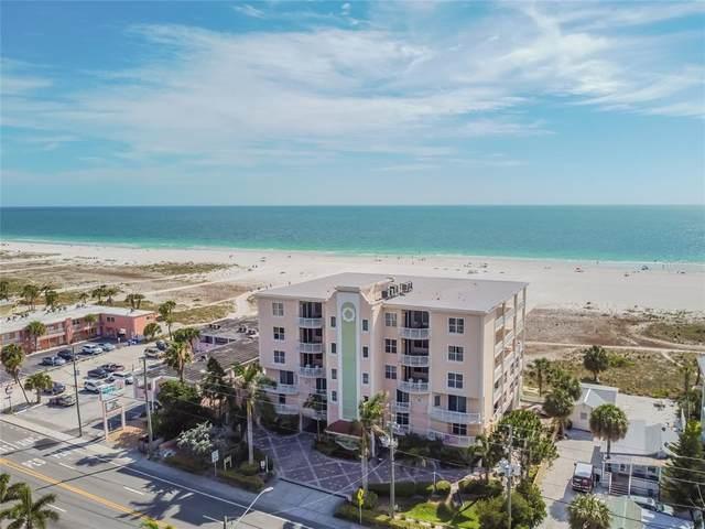 10324 Gulf Boulevard #400, Treasure Island, FL 33706 (MLS #U8123793) :: Stellar Home Sales