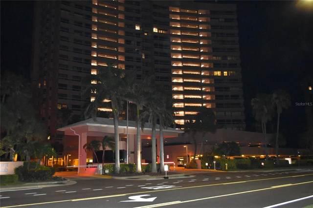 1310 Gulf Boulevard 11A, Clearwater, FL 33767 (MLS #U8123833) :: RE/MAX Premier Properties