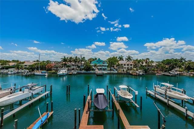 751 Pinellas Bayway  S #19, Tierra Verde, FL 33715 (MLS #U8123877) :: Coldwell Banker Vanguard Realty