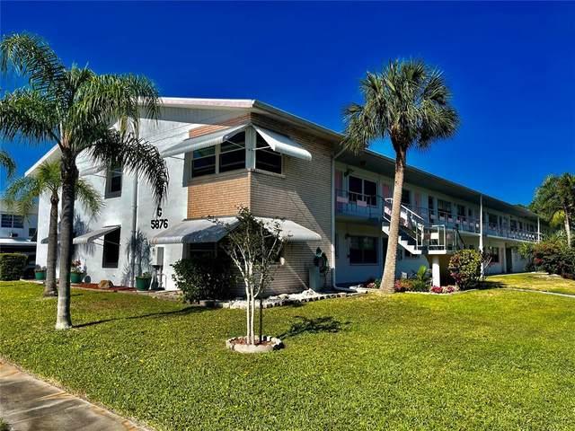 5876 21ST Street N #19, St Petersburg, FL 33714 (MLS #U8123912) :: Stellar Home Sales
