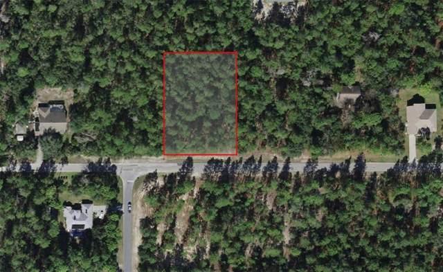 4411 W Gorge Lane, Beverly Hills, FL 34465 (MLS #U8123947) :: Premium Properties Real Estate Services