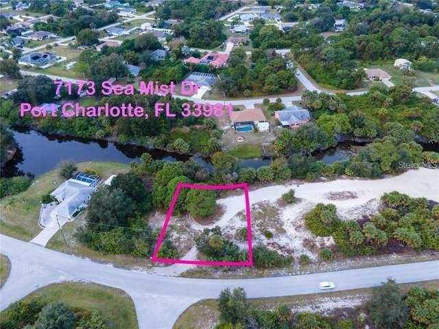 7173 Sea Mist Drive, Port Charlotte, FL 33981 (MLS #U8124095) :: Kelli and Audrey at RE/MAX Tropical Sands