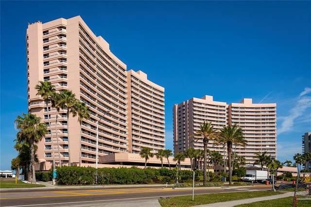 1340 Gulf Boulevard 14E, Clearwater Beach, FL 33767 (MLS #U8124273) :: Heckler Realty