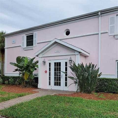 190 Pompano Drive SE C, St Petersburg, FL 33705 (MLS #U8124344) :: Rabell Realty Group