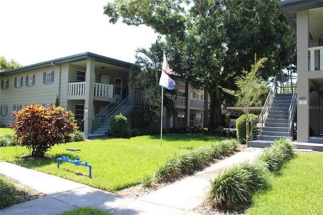 426 32ND Avenue N 205E, St Petersburg, FL 33704 (MLS #U8124383) :: Pepine Realty