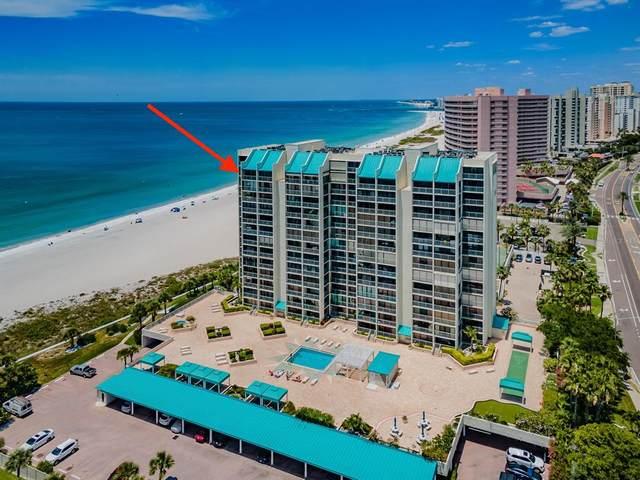 1390 Gulf Boulevard Ph-1, Clearwater, FL 33767 (MLS #U8124384) :: RE/MAX Local Expert