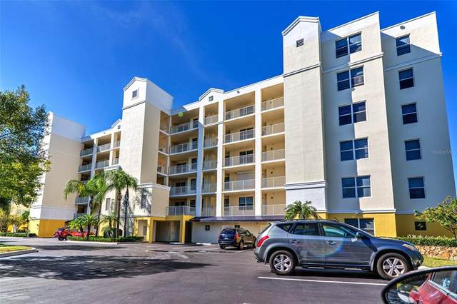 1200 Country Club Drive #6402, Largo, FL 33771 (MLS #U8124406) :: Heckler Realty